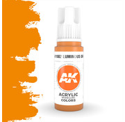 AK interactive Luminous Orange Acrylic Modelling Colors - 17ml - AK11082