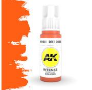 AK interactive Deep Orange Intense Modelling Colors - 17ml - AK11080