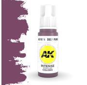 AK interactive Deep Purple Intense Modelling Colors - 17ml - AK11074