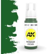 AK interactive Deep Green Intense Modelling Colors - 17ml - AK11142