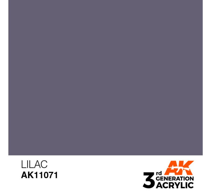 Lilac Acrylic Modelling Colors - 17ml - AK11071