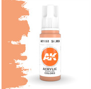 AK interactive Salmon Acrylic Modelling Colors - 17ml - AK11061