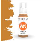 AK interactive Medium Flesh Tone Acrylic Modelling Colors - 17ml - AK11054
