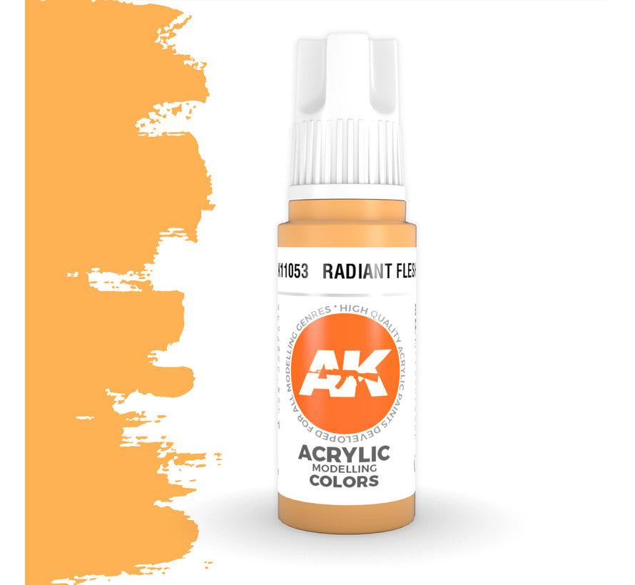 Radiant Flesh Acrylic Modelling Colors - 17ml - AK11053