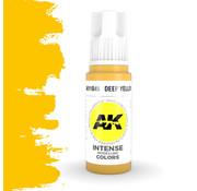 AK interactive Deep Yellow Intense Modelling Colors - 17ml - AK11045