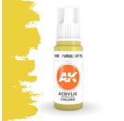 AK interactive Purulent Yellow Acrylic Modelling Colors - 17ml - AK11039