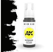 AK interactive Black Intense Modelling Colors - 17ml - AK11029