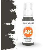 AK interactive Ash Grey Acrylic Modelling Colors - 17ml - AK11024