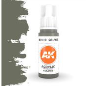 AK interactive Graphite Acrylic Modelling Colors - 17ml - AK11019