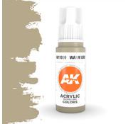 AK interactive Warm Grey Acrylic Modelling Colors - 17ml - AK11009
