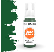 AK interactive Lizard Green Acrylic Modelling Colors - 17ml - AK11145