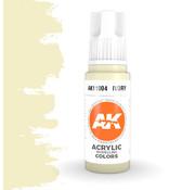 AK interactive Ivory Acrylic Modelling Colors - 17ml - AK11004