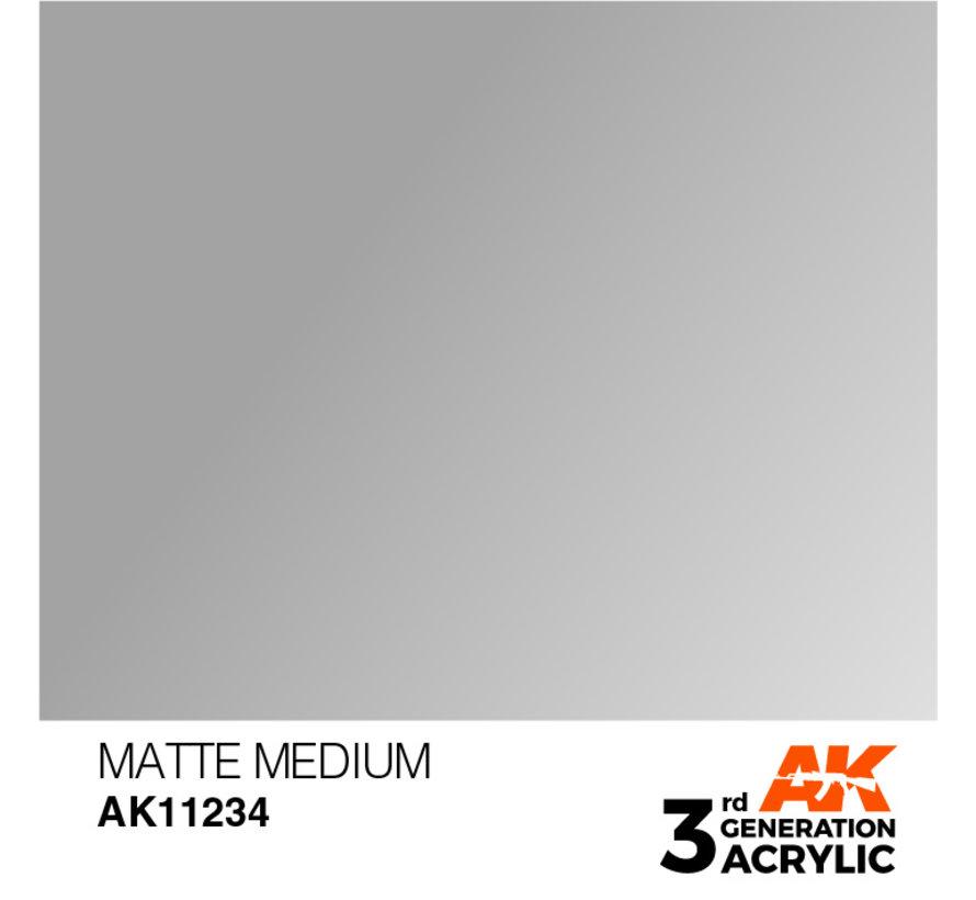 Matte Medium - 17ml - AK11234