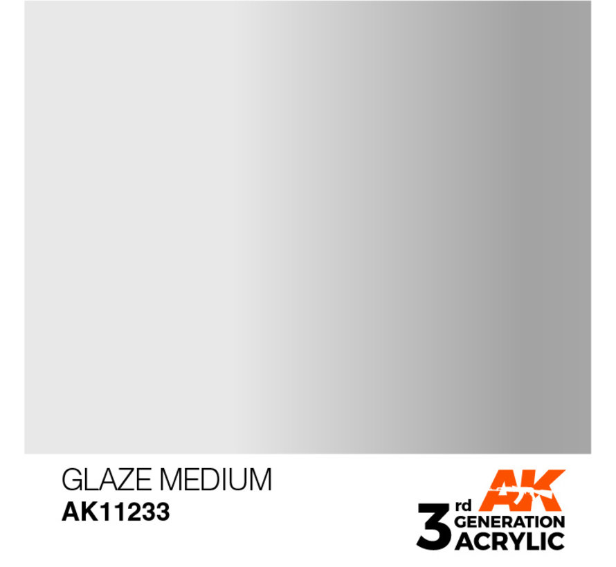 Glaze Medium - 17ml - AK11233