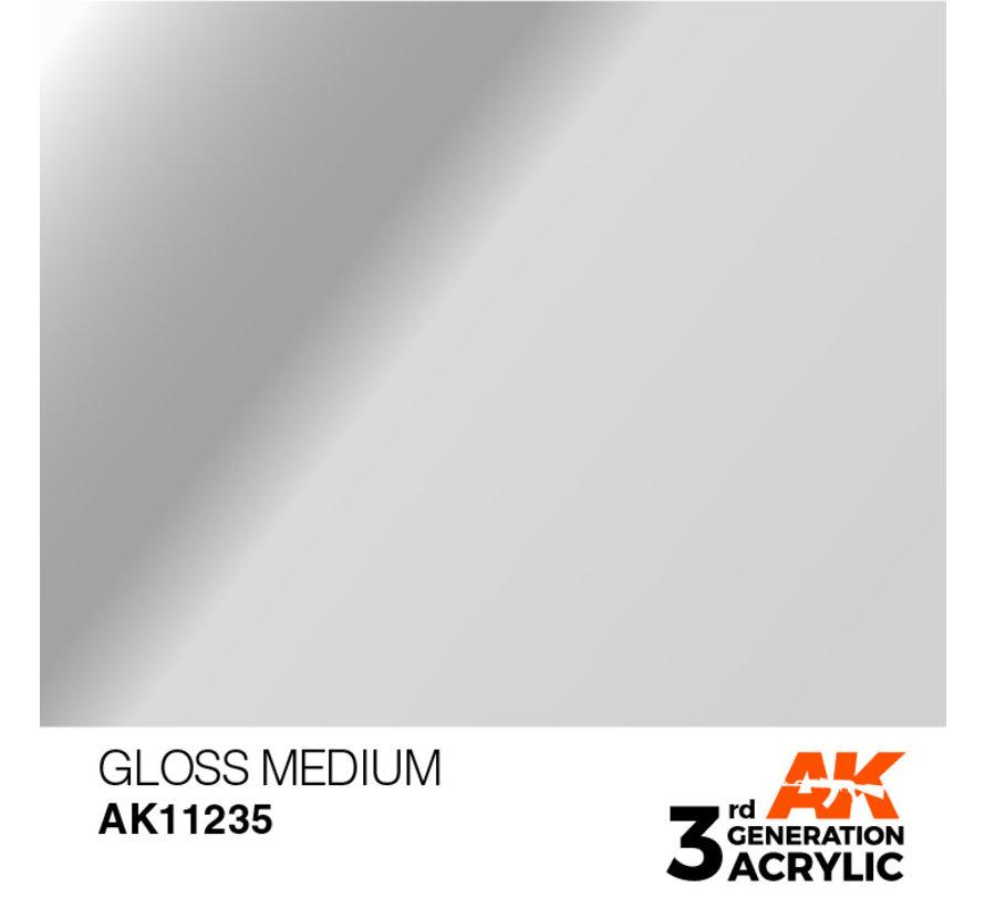 Gloss Medium - 17ml - AK11235