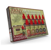 The Army Painter Warpaints Quickshade Washes Set - 11 kleuren - WP8023