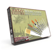 The Army Painter Wargames Mega Brush Set - ST5113