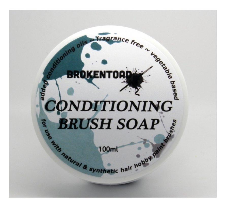 Conditioning Brush Soap - 100ml - BT-BCP001