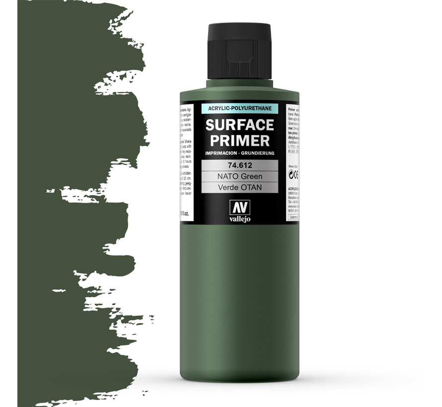 Surface Primer Nato Green - 200ml - 74612