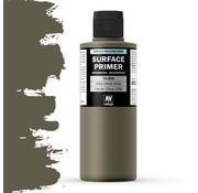Vallejo Surface Primer USA Olive Drab - 200ml - 74608