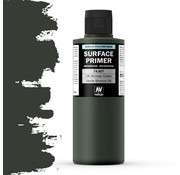 Vallejo Surface Primer UK Bronze Green - 200ml - 74607