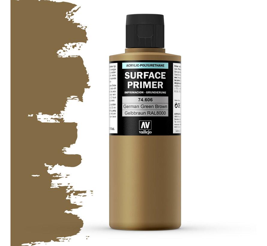 Surface Primer German Green Brown - 200ml - 74606