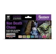 Vallejo Game Color Set Non Death Chaos - 8 kleuren - 17ml - 72302