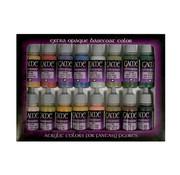 Vallejo Game Color Extra Opaque Set - 16 kleuren - 17ml - 72290