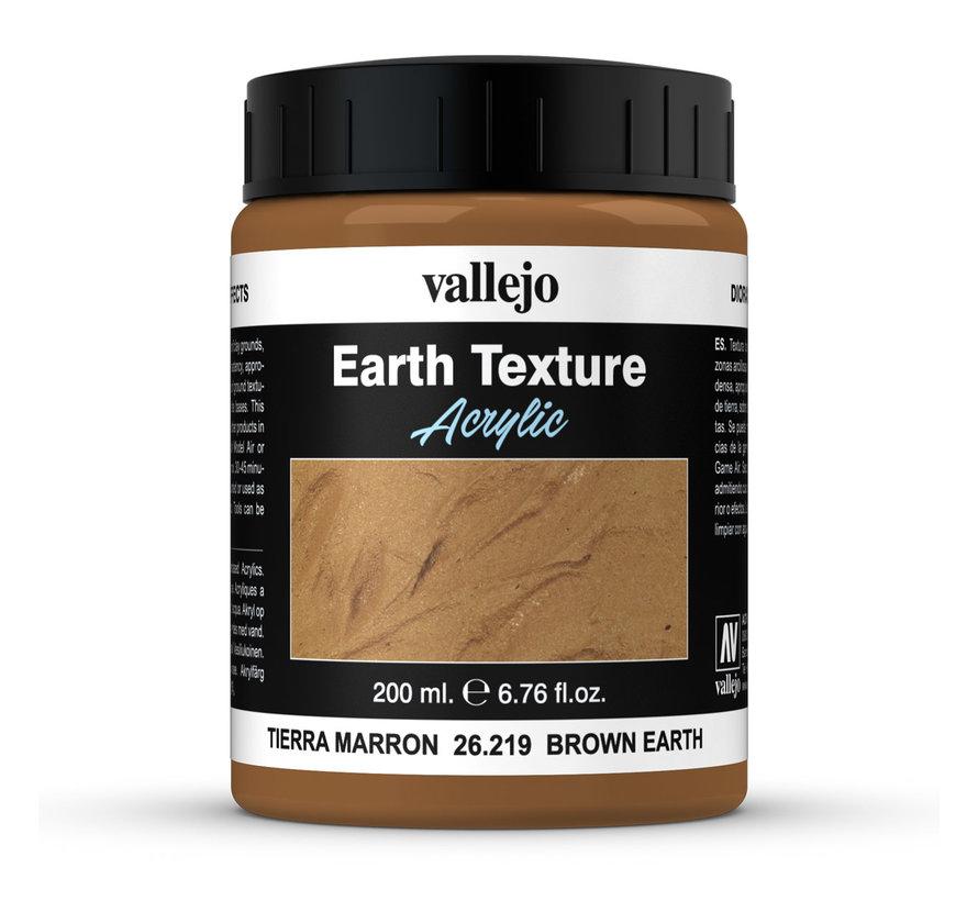 Brown Earth - 200ml - 26219