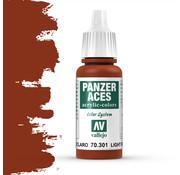 Vallejo Panzer Aces Light Rust - 17ml - 70301
