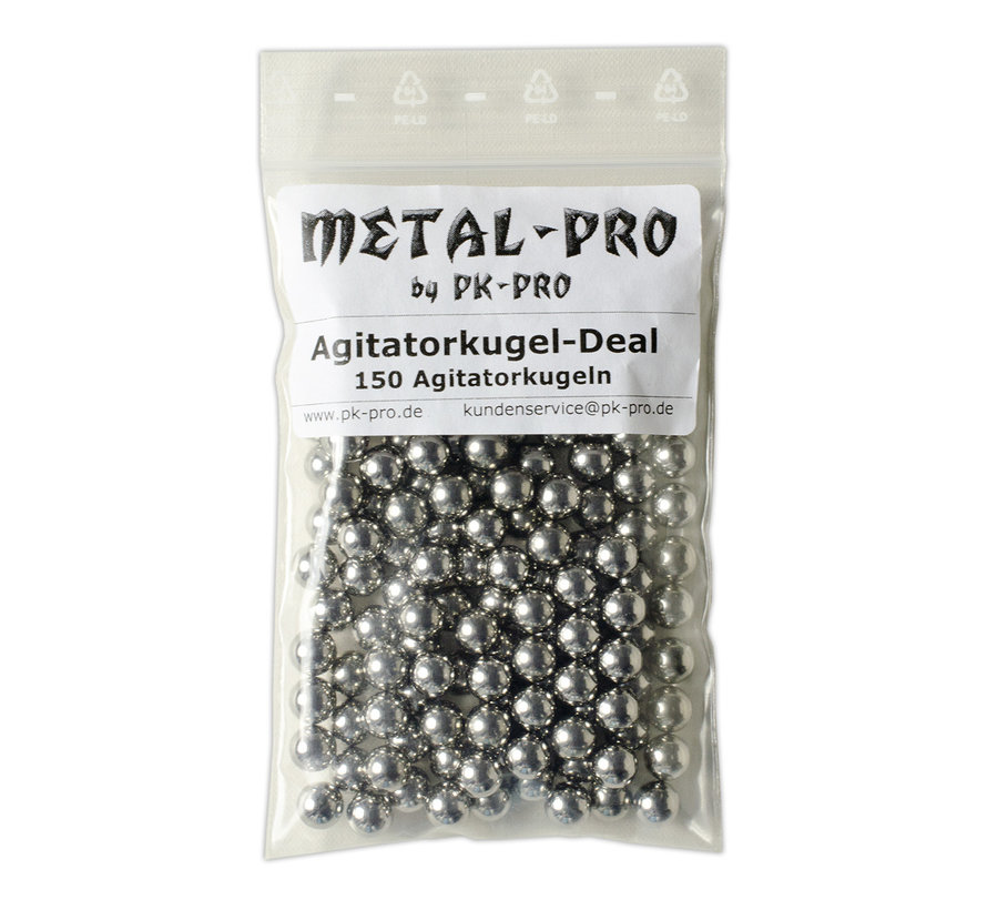 Agitator Balls Deal - 150x - PK-301001