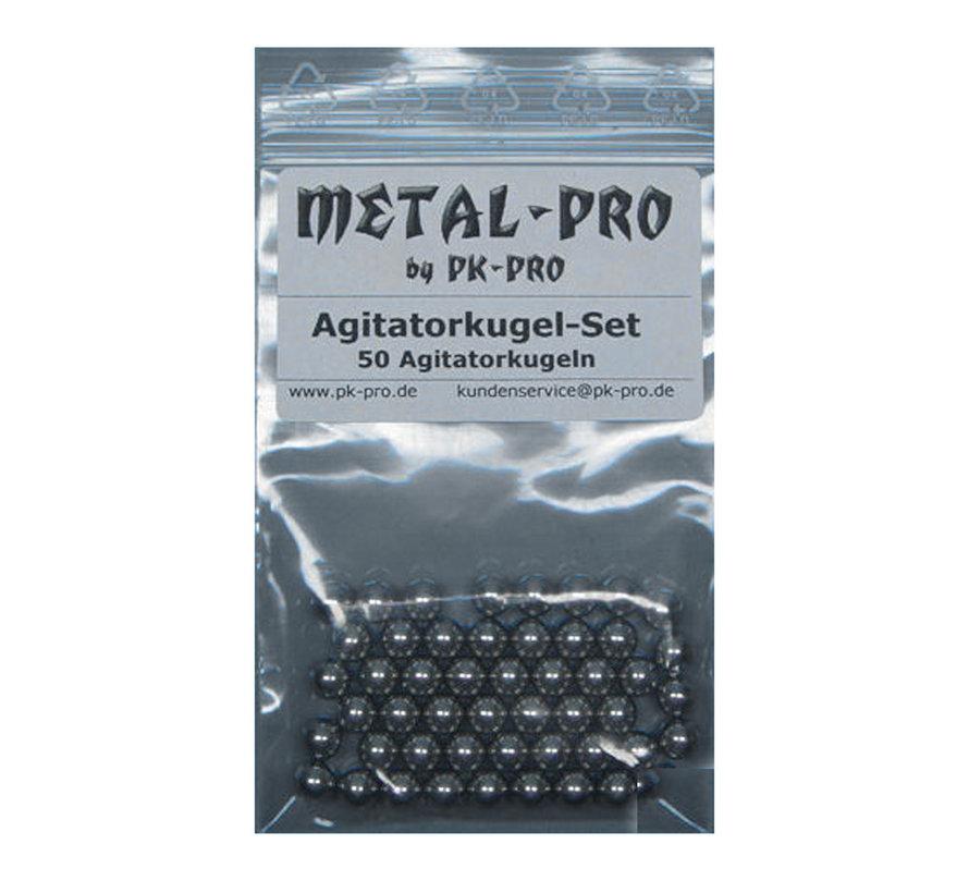 Agitator Balls - 50x - PK-301000