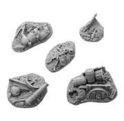 Mini Monsters Fantasy Battlefield Terrains - 5x - MM-0067
