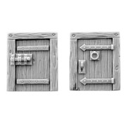 Mini Monsters Doors - 2x - MM-0014