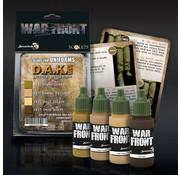 Scale 75 War Front D.A.K. set 1 - 4 kleuren - 17ml - SSE-027