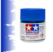 Tamiya Clear Blue - X-23 - 23ml - TAM 81023