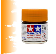 Tamiya Clear Orange - X-26 - 23ml - TAM 81026