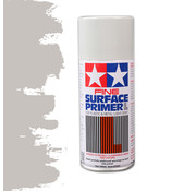 Tamiya Fine Surface Primer L - Light Gray - 180ml - 87064