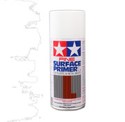Tamiya Fine Surface Primer L - White - 180ml - 87044