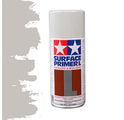 Tamiya Surface Primer L - Light Gray - 180ml - 87042
