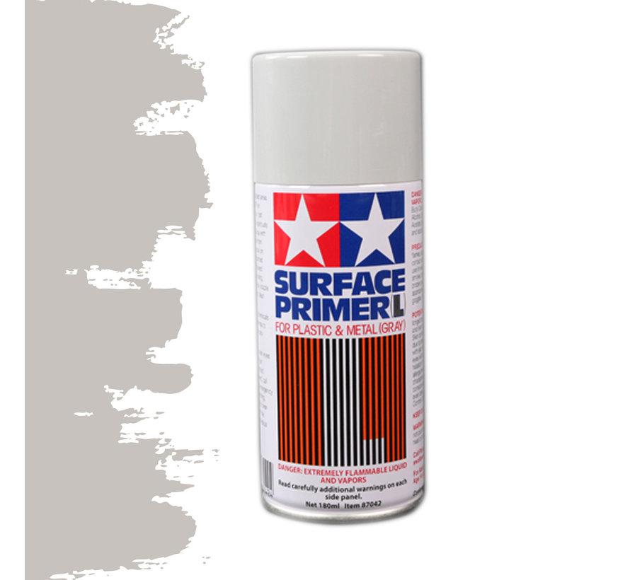 Surface Primer L - Light Gray - 180ml - 87042