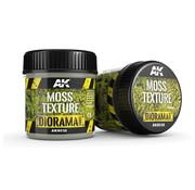 AK interactive Moss Texture - Diorama Series - 100ml - AK-8038