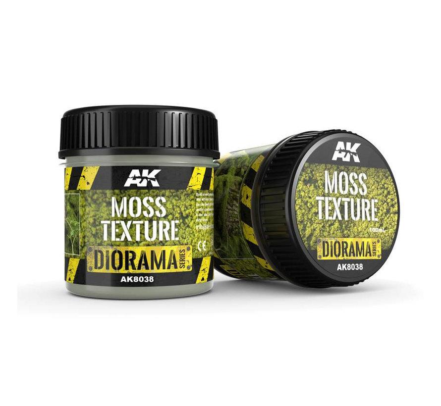 Moss Texture - Diorama Series - 100ml - AK-8038