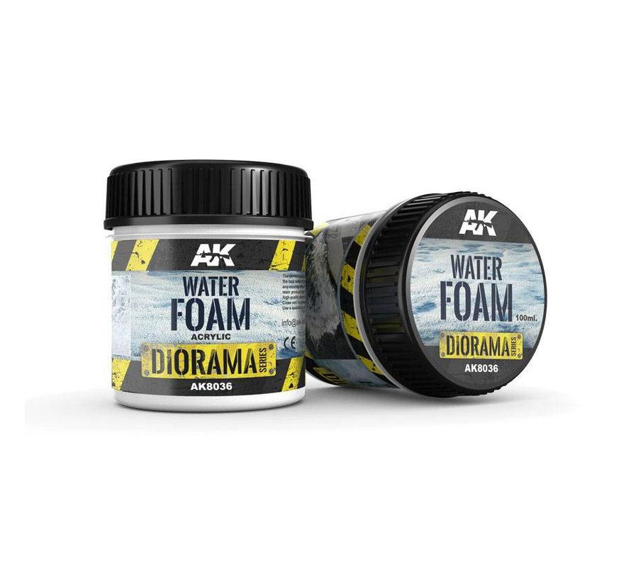 Water Foam - Diorama Series - 100ml - AK-8036
