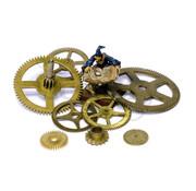 PK-Pro Gear Wheel Set 1900 series - 50gr - CP-ZRDS50g