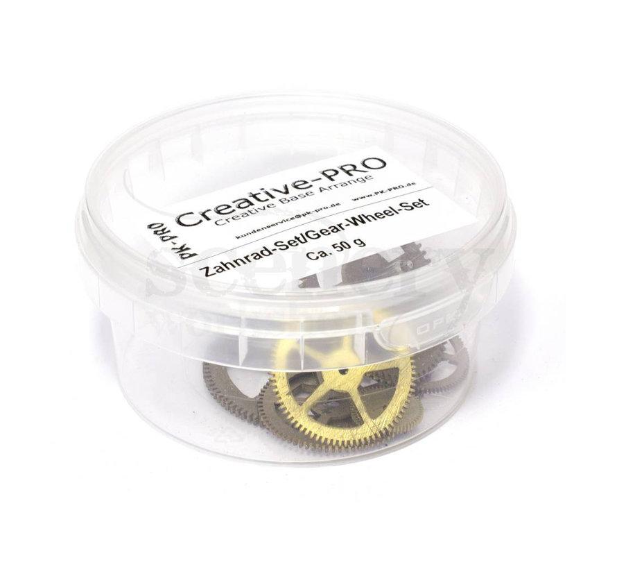 Gear Wheel Set 1900 series - 50gr - CP-ZRDS50g