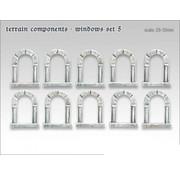 Tabletop-Art Terrain components - Windows set 5 - TTA800008