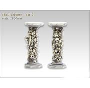 Tabletop-Art Skull Column set 2 - TTA600022