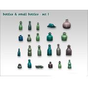 Tabletop-Art Bottles & Small Bottles 1 - TTA600003