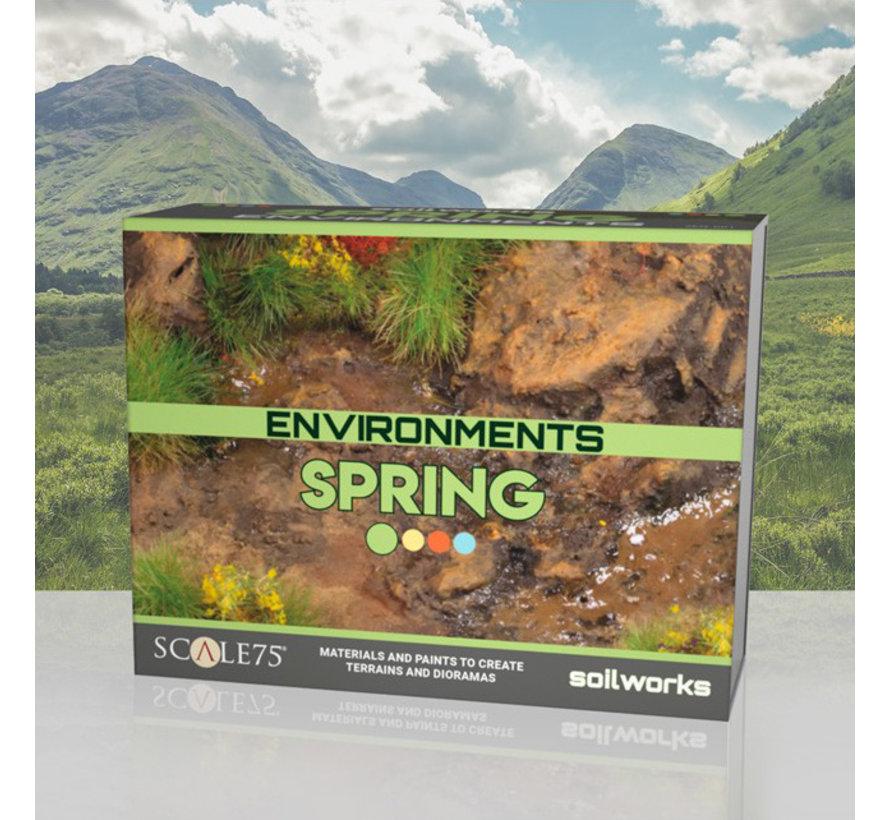 Environments Spring - SEN-001